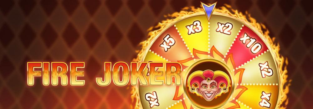 Fire Joker er enkel nostalgi med chance for stor gevinst
