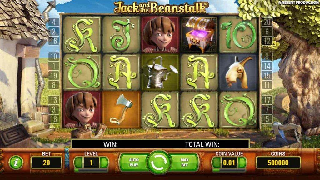 Tag med på fantasiske eventyr i spilleautomaternes verden