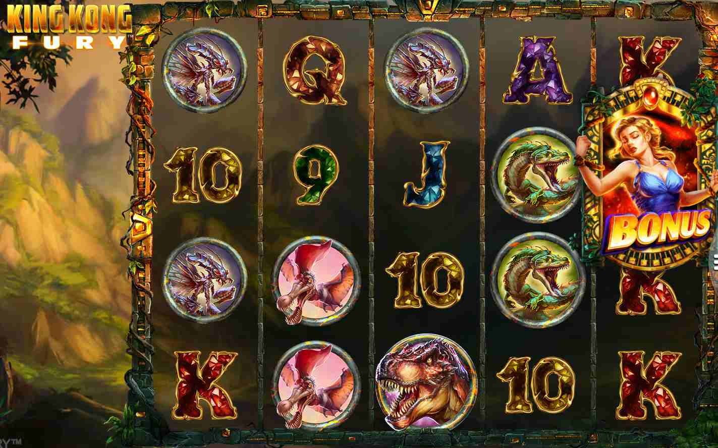 King Kong Fury – Et rasende godt casinospil
