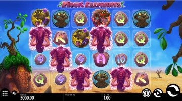 Pink Elephants – Spilleautomater for sjov
