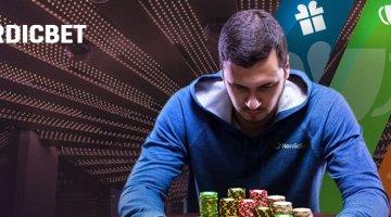 Bliv belønnet hver uge som spiller på NordicBet Casino