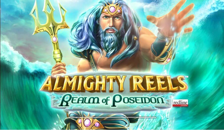 Med spilleautomaten Realm of Poseidon mærker du de græske guders sagnomspundne skatte