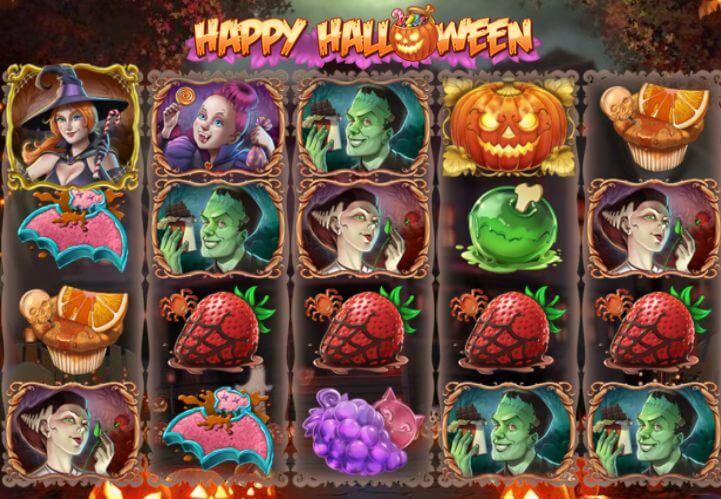 De 3 bedste – og uhyggeligste –spilleautomater til Halloween
