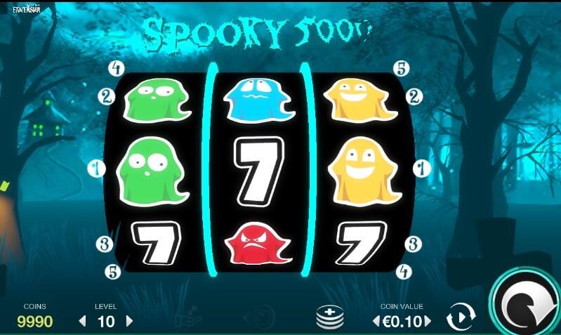 Du vil elske spilleautomaten Spooky 5000 – Læs her hvorfor!